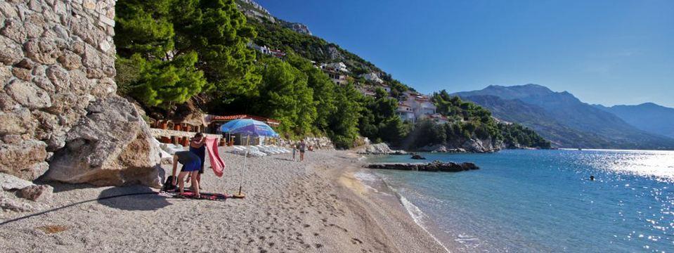 Pisak Riviera Omis Chorvatsko Adria Databanka